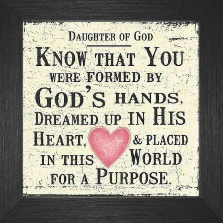 Daughter Of God Quotes. QuotesGram