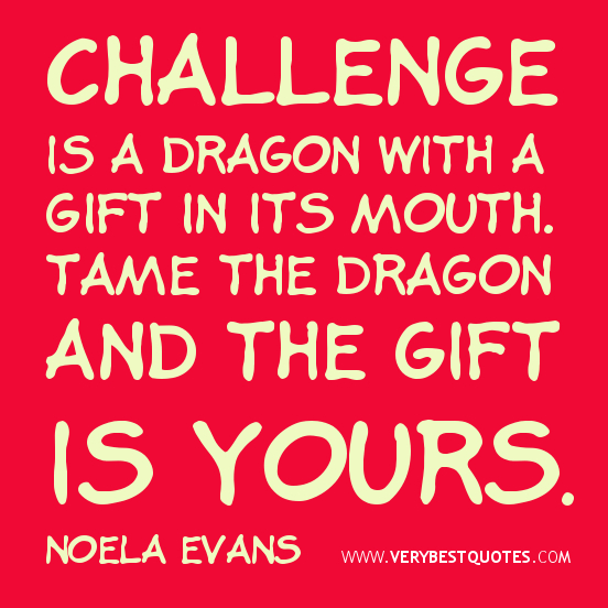 Quotes About Challenges. QuotesGram