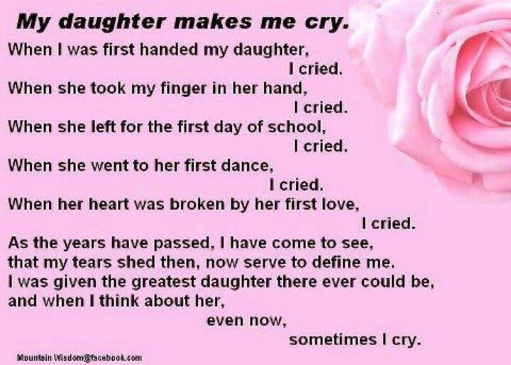 Daughter Quotes For Facebook: I Love You Mom Quotes From Daughter. QuotesGram