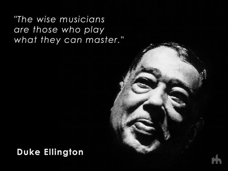 Quote About Jazz Music: Duke Ellington Famous Quotes. QuotesGram