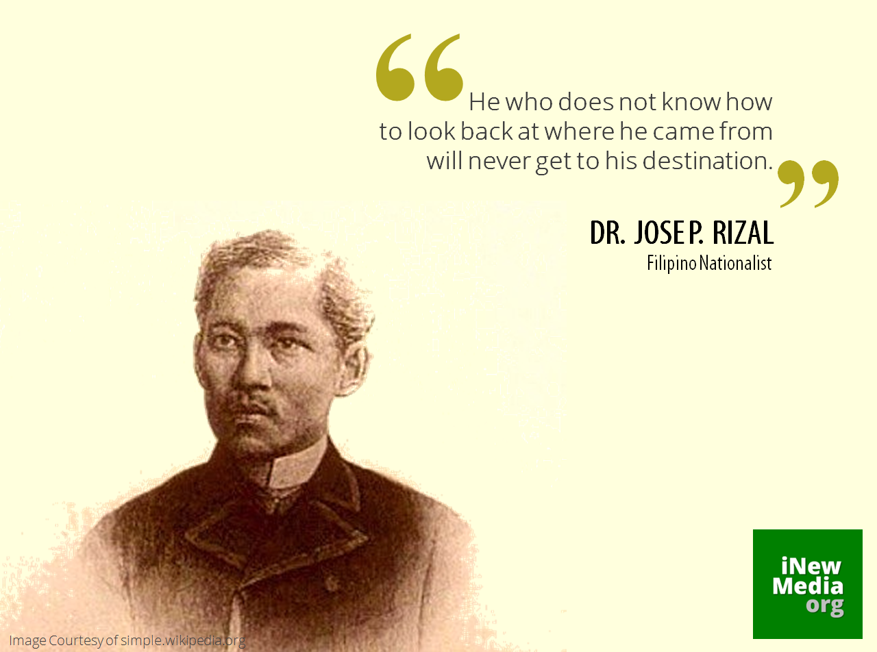 rizal as an inspiration So i asked some malayan colleges students from the college of information  technology what they learned from rizal and how rizal inspired.