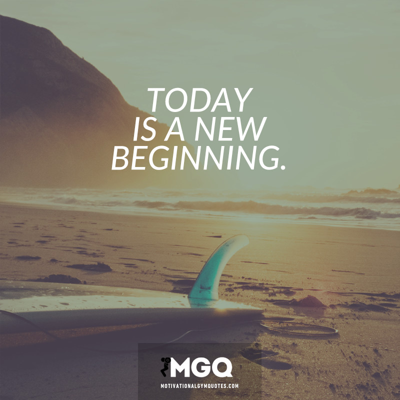 New Relationship Love Quotes: Today Is A New Beginning Quotes. QuotesGram