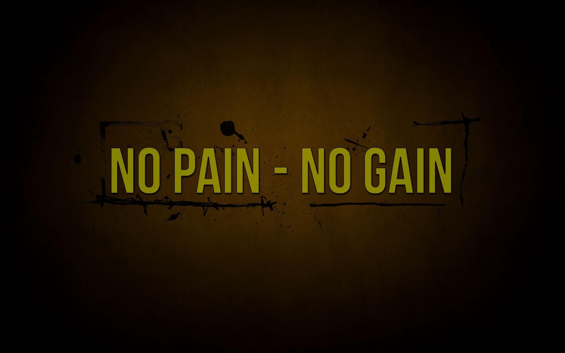 Best Pain And Gain Quotes. QuotesGram
