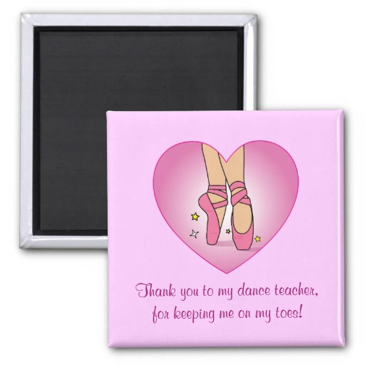 dance teacher thank you quotes quotesgram