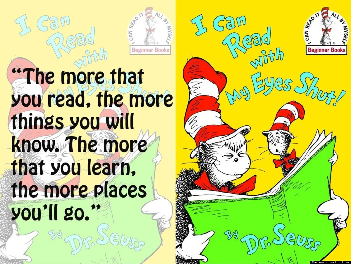 Reading Quotes: Dr Seuss Quotes Reading. QuotesGram