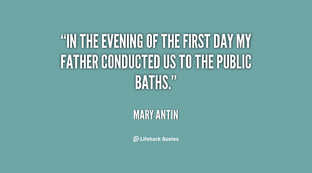 Quotes About People Who Notice: Evening Of The Day Quotes. QuotesGram