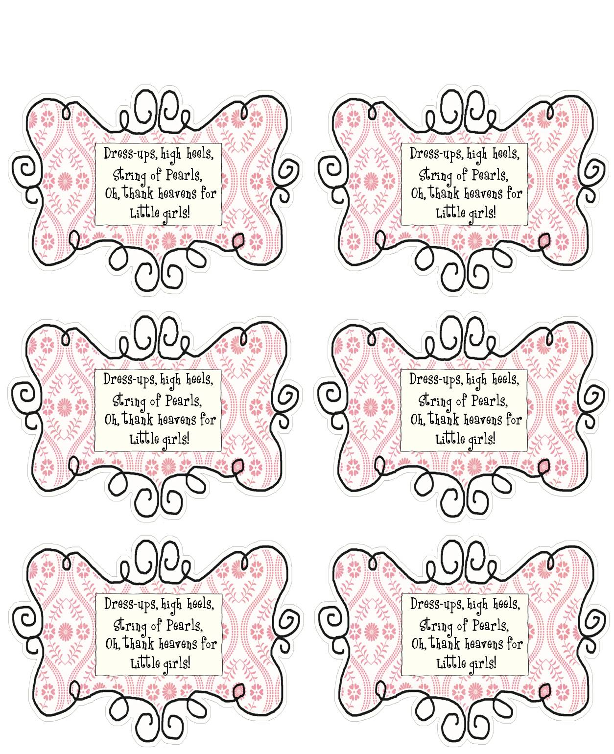 Thank You Quotes For Baby Gift: Quotes For Girls Baby Shower. QuotesGram