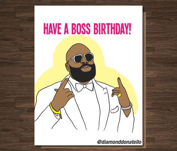 Rick Ross Birthday Quotes. QuotesGram