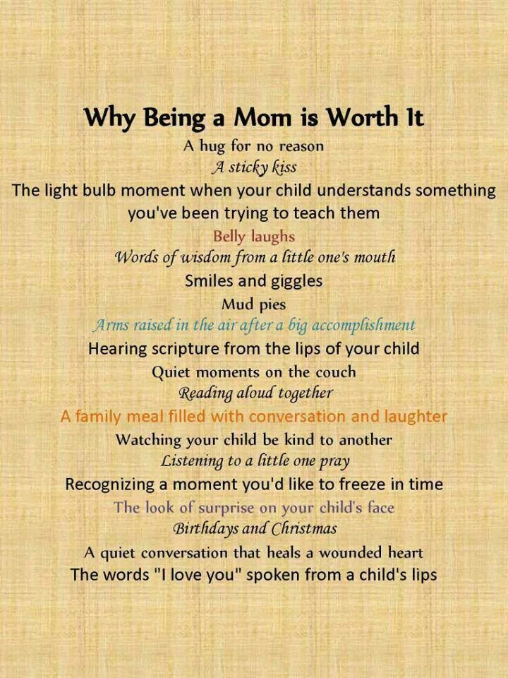 Quotes being a mom means quotesgram for Sayings about being a mom