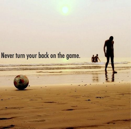 inspirational quotes for soccer players quotesgram