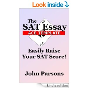 sat essay timing