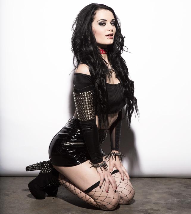 Nudes wwe paige Paige WWE