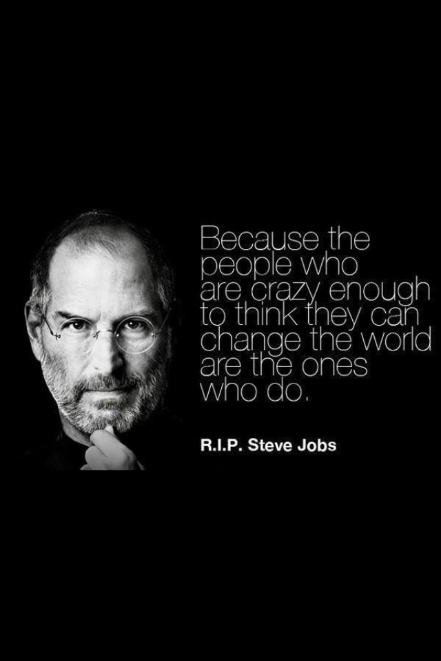 Famous Quotes From Steve Jobs. QuotesGram