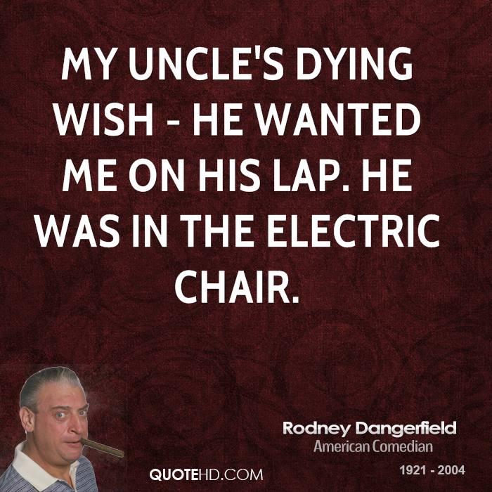 Rodney Dangerfield Quotes: Best Rodney Dangerfield Quotes. QuotesGram