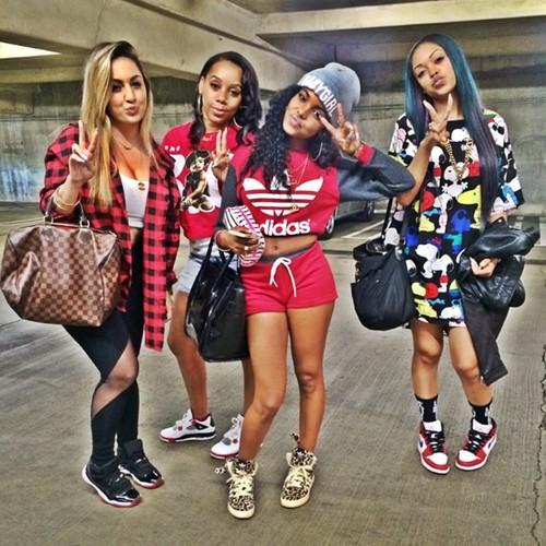 Teen girl squad 7