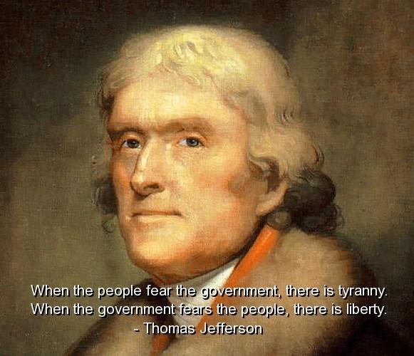 Best Thomas Jefferson Quotes Quotesgram
