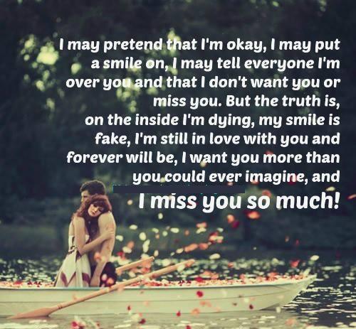 Romantic I Miss You Quotes. QuotesGram