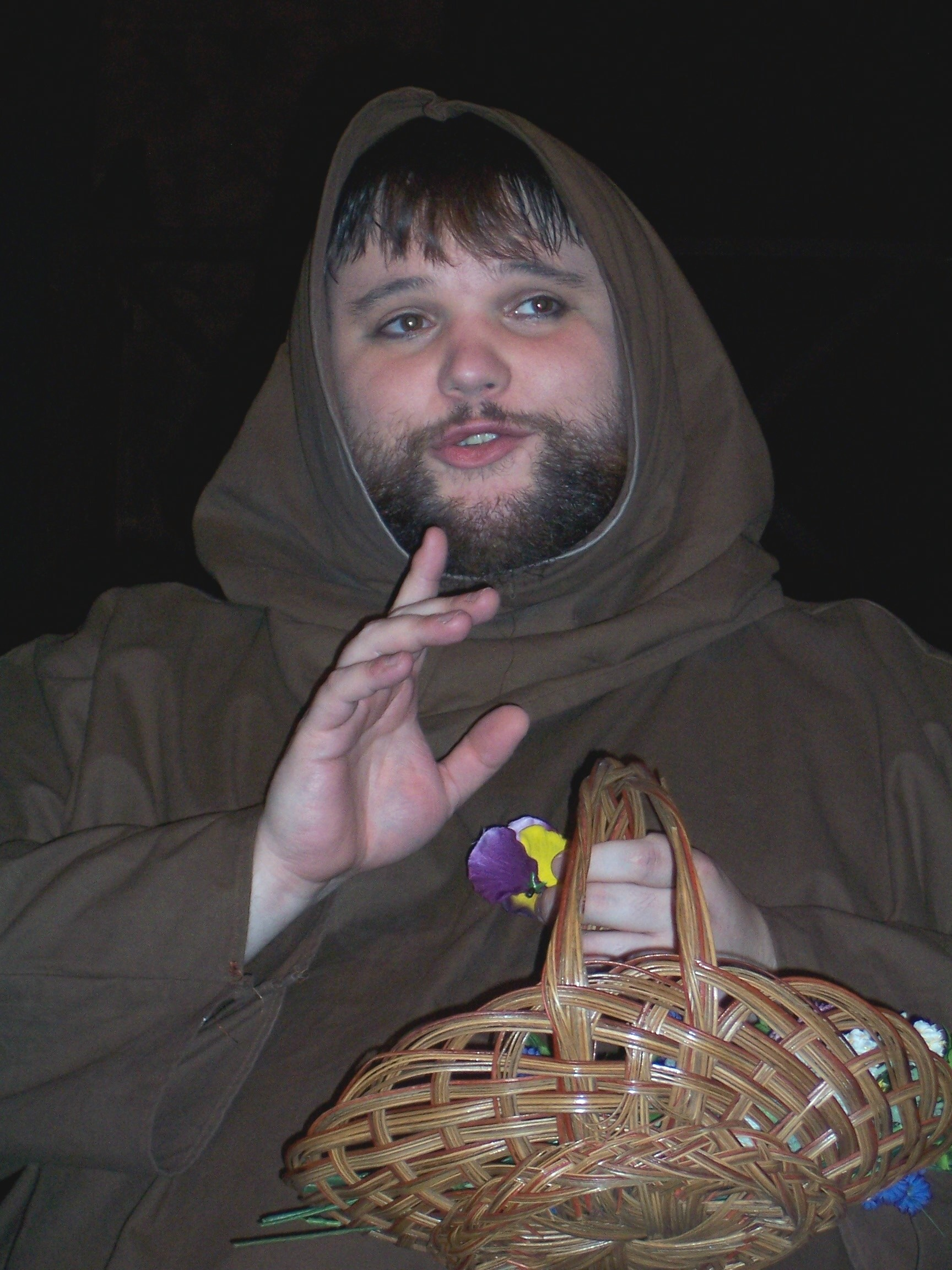 friar laurence Friar laurence may be the most important character in shakespeare's play not  named romeo or juliet read about the importance of friar.