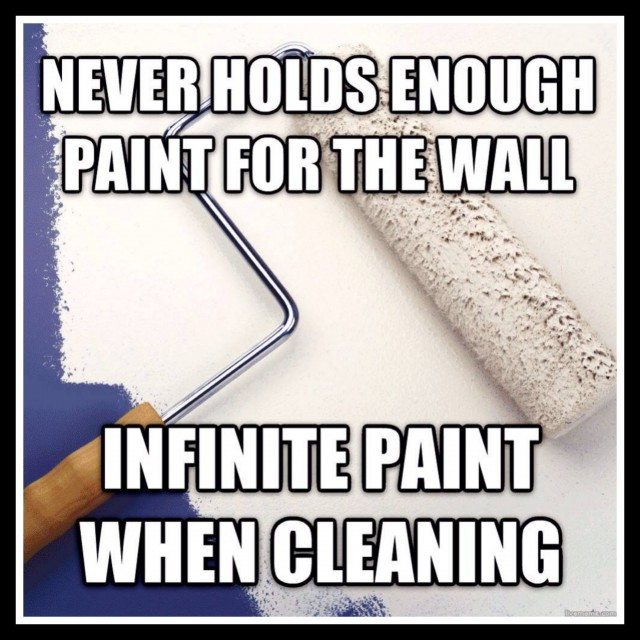 Painting house funny quotes quotesgram - Exterior painting quotes set ...