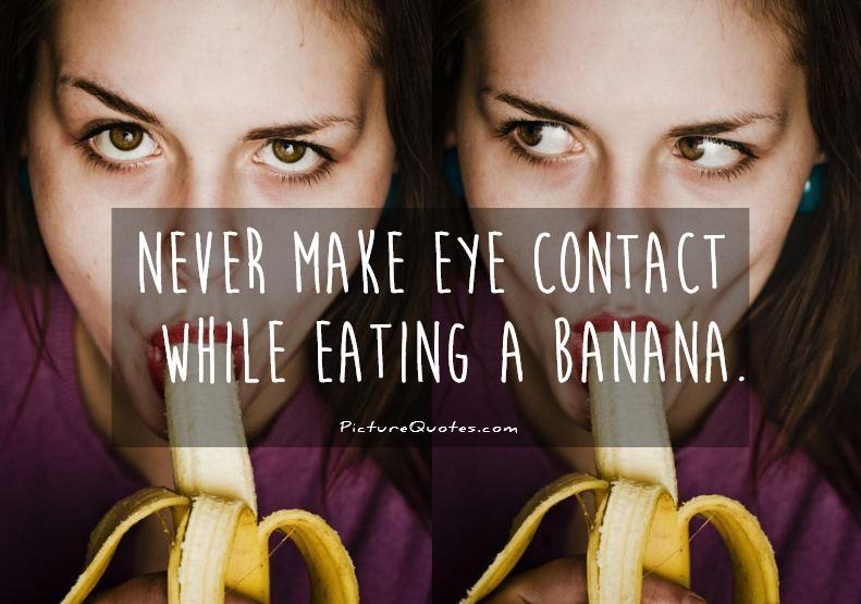 how to make eye contact with people
