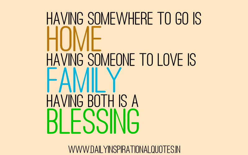 Inspirational Quotes About Family: Inspirational Quotes About Family Help. QuotesGram