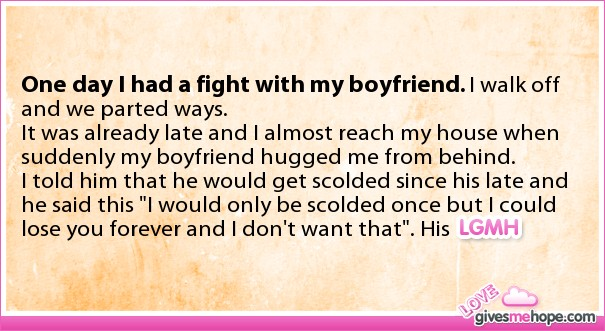 Arguing With Your Boyfriend Quotes. QuotesGram