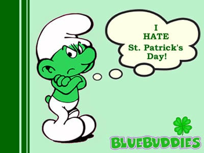 Grouchy Smurf Quotes