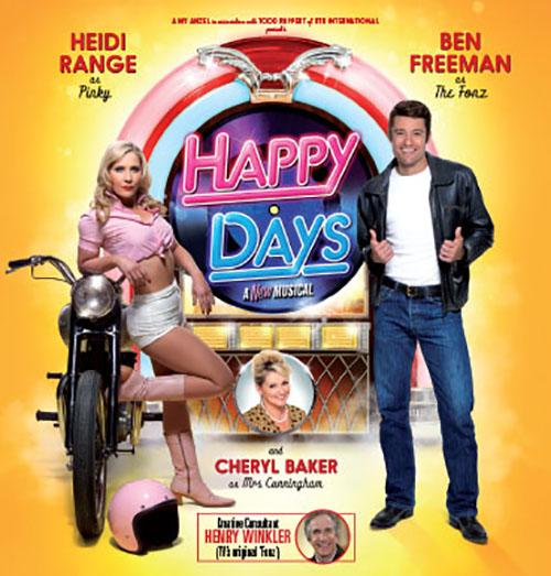 No Quarter Tvshow Time: Happy Days Tv Show Quotes. QuotesGram
