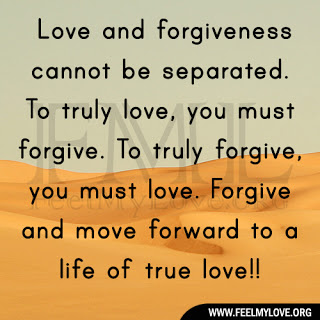 how to forgive and move on in a relationship
