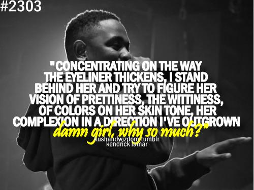 Kendrick Lamar Instagram Quotes. QuotesGram