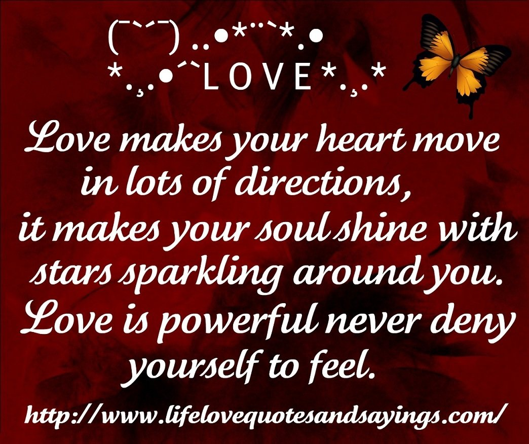 Love Finds You Quote: Powerful Love Quotes. QuotesGram