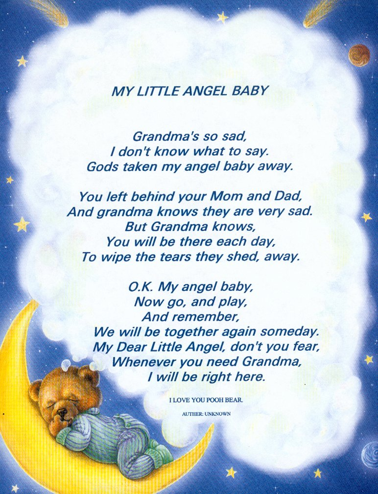 New Baby Poems And Quotes. QuotesGram