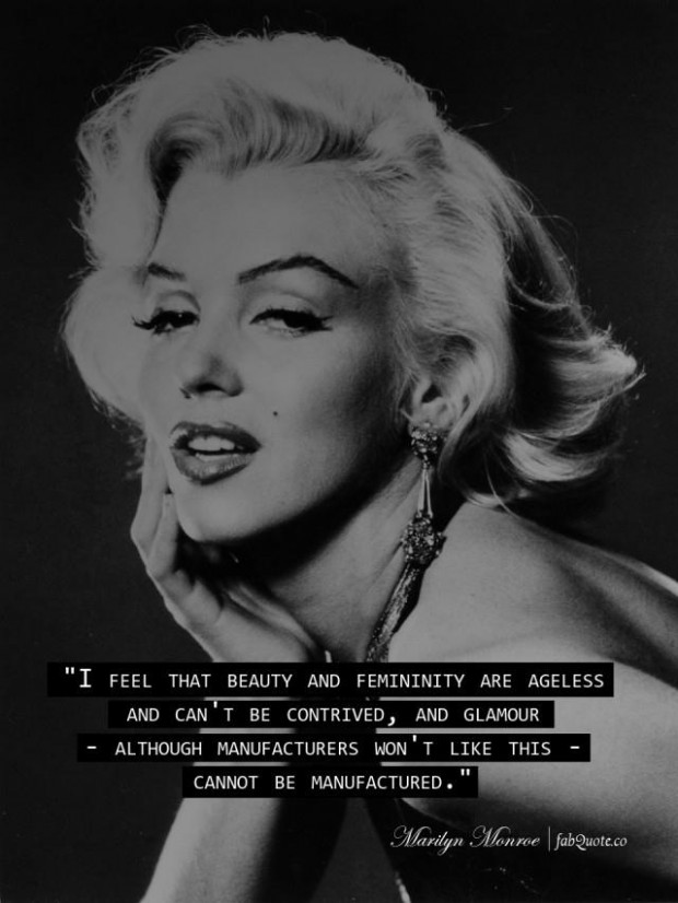 Woman Quotes Marilyn Monroe