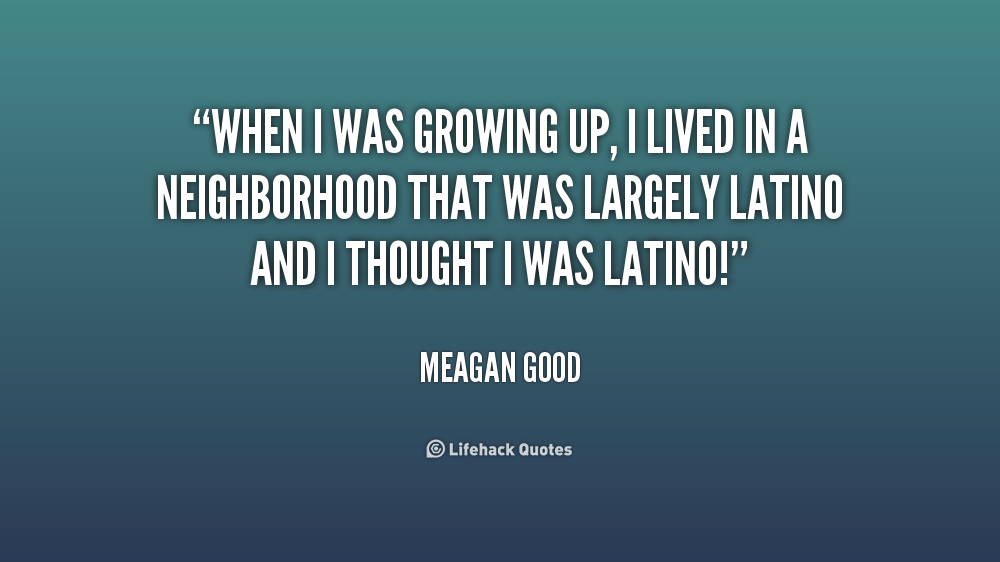 Quotes About Good Neighborhoods. QuotesGram