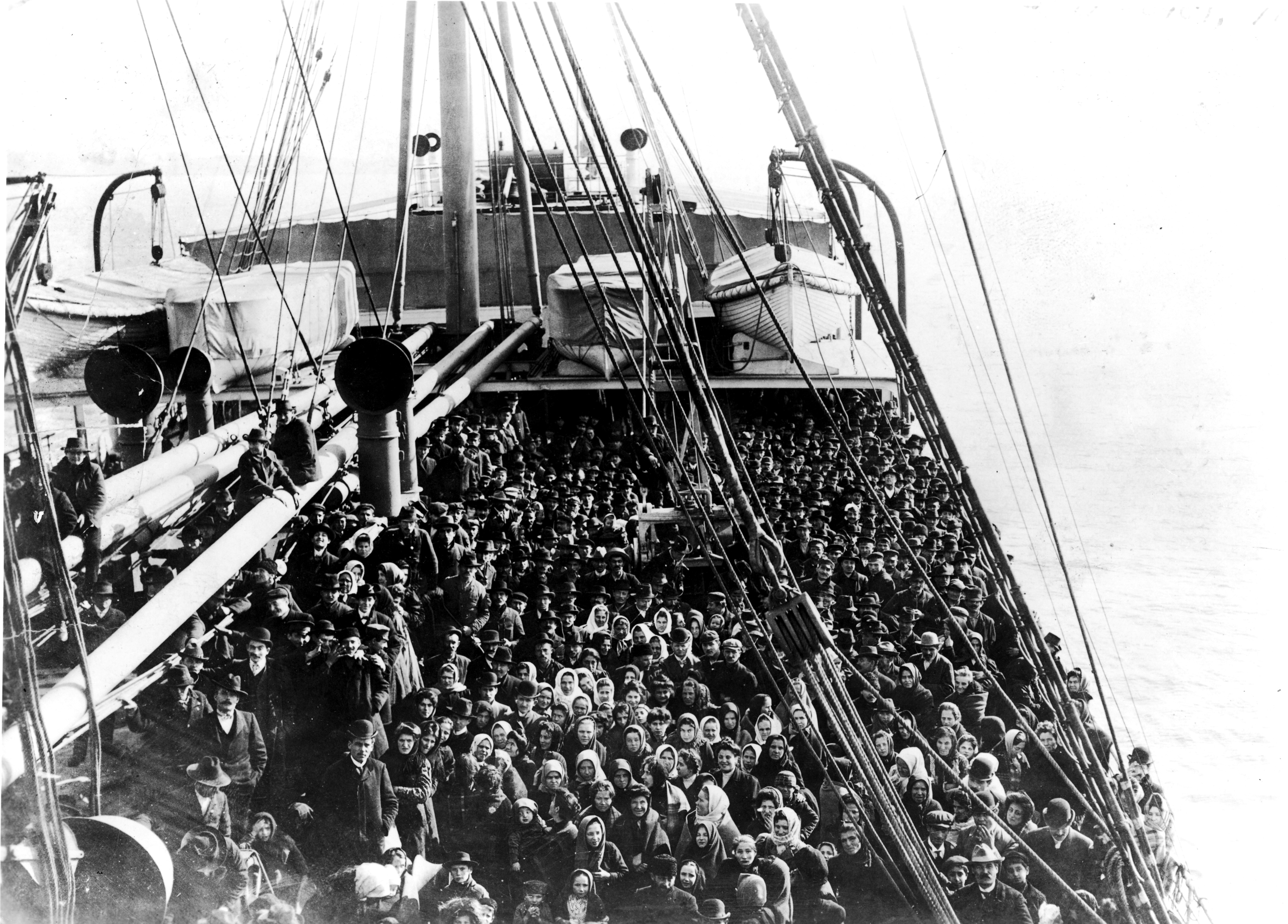 immigrants coming to america - photo #33