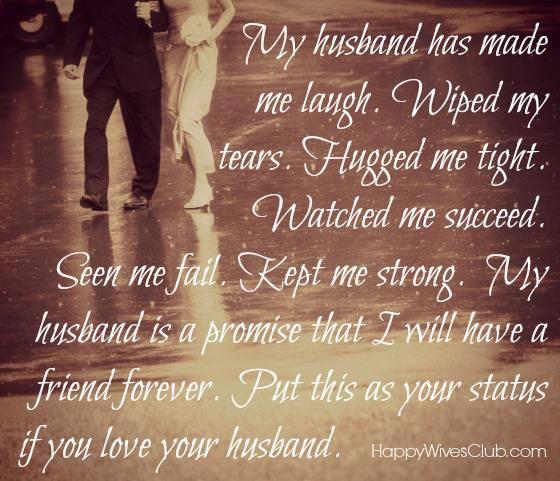 Sayings husband 85 Cute