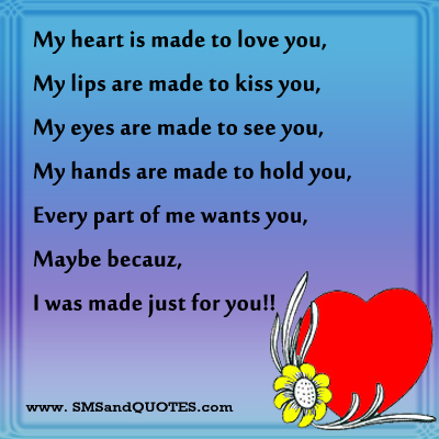 I Love You Quotes In Hindi Sms : 687600911-My-heart-is-made-to-love-you-love-sms.jpg