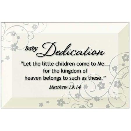 Baby Dedication Quotes Quotesgram