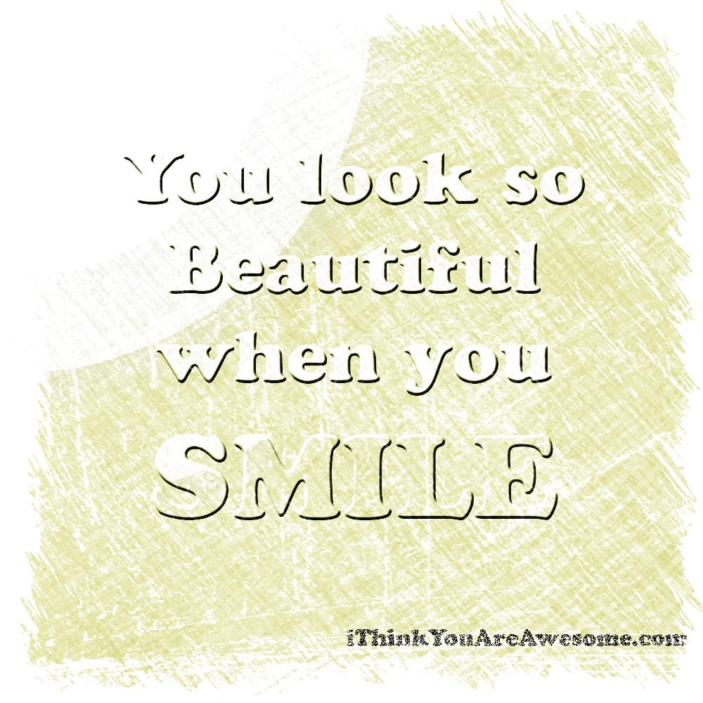 Quotes Beautiful You Look Quotesgram