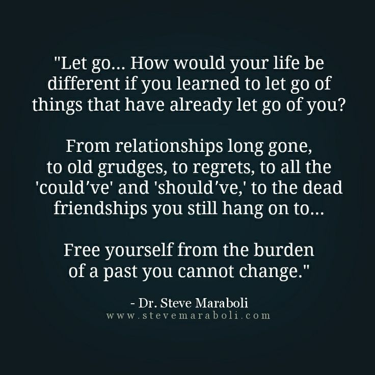 Letting go of old friends quotes