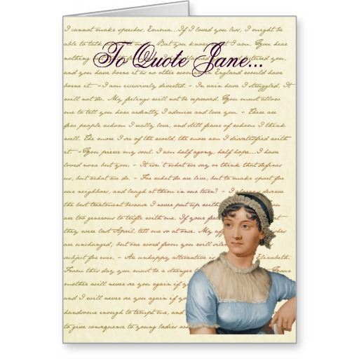 Jane austen essay topics