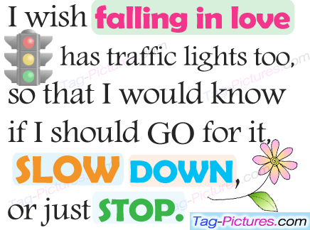 going slow in a relationship quotes