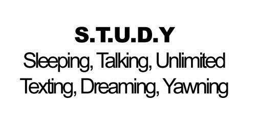 Funny Motivational Quotes For Studying Quotesgram