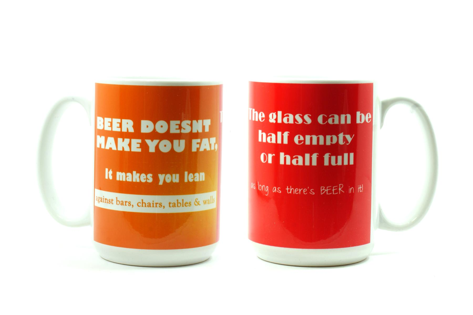 Cup Half Full Quotes