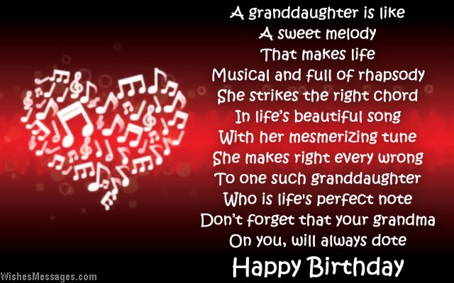 Granddaughter Poems And Quotes. QuotesGram