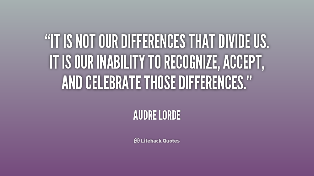 Audre Lorde Quotes Difference. QuotesGram Quotes About Silence And Love