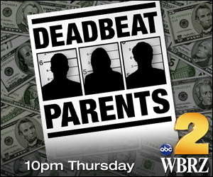 deadbeat parents If you have any information about these deadbeat parents or any person(s)  involved in anyother crime, you are urged to call ruston / lincoln crime stoppers  at.