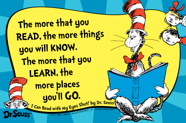Famous Quotes Dr Seuss Books Quotesgram