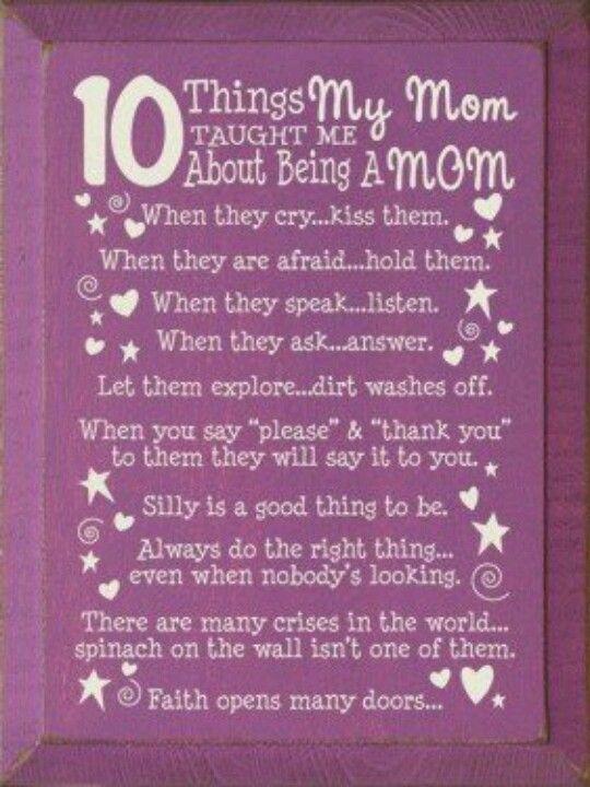 New Mom Advice Quotes. QuotesGram