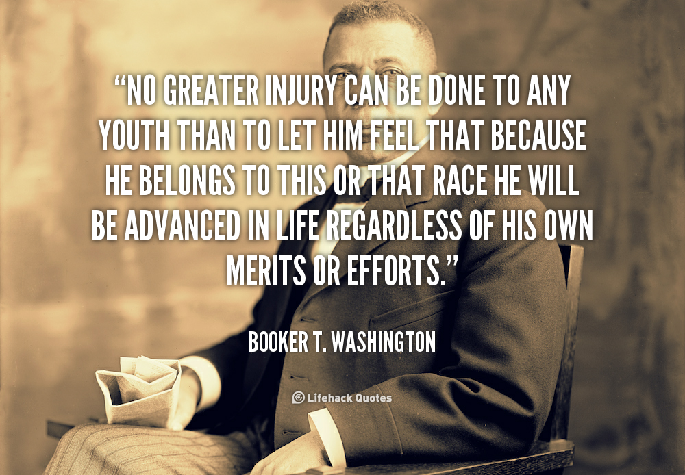 "the life and programs of booker t washington About booker t washington: booker  ""i have learned that success is to be measured not so much by the position that one has reached in life as  author program."